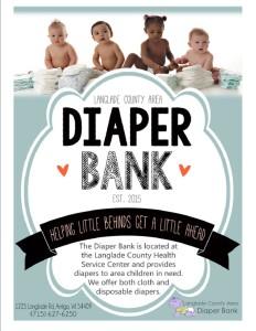 Diaper Bank Poster